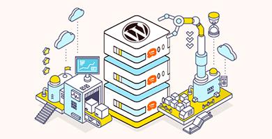 دانلود رایگان قالب وردپرس Business Kit