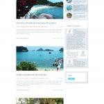 قالب پارادایس کوو | Paradise Cove - قالب وردپرس هتل