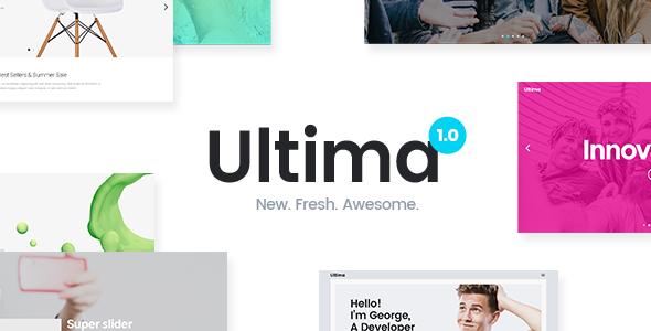 قالب Ultima - قالب وردپرس چند منظوره