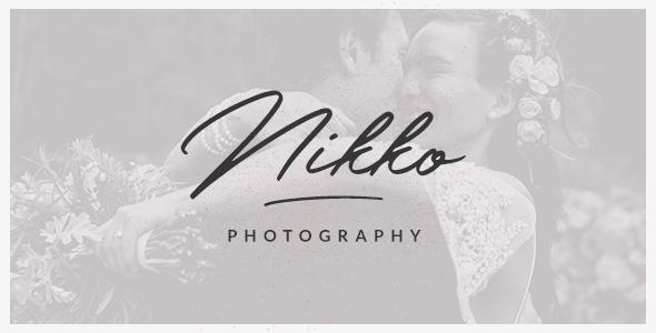 Nikko - قالب عکاسی وردپرس
