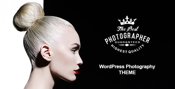 قالب فتوگرافی | Photography - قالب وردپرس