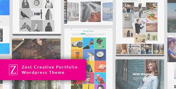 Portfolio - قالب نمونه کار ریسپانسیو وردپرس