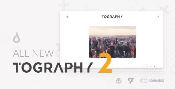 قالب Tography - قالب عکاسی