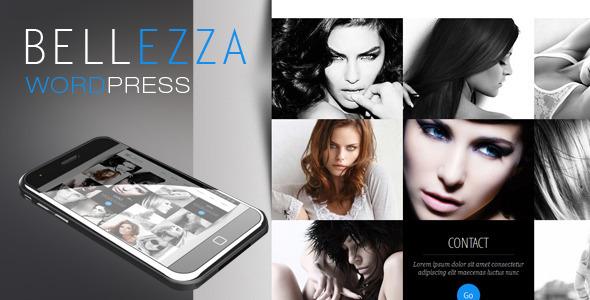 Bellezza - قالب وردپرس کسب و کار