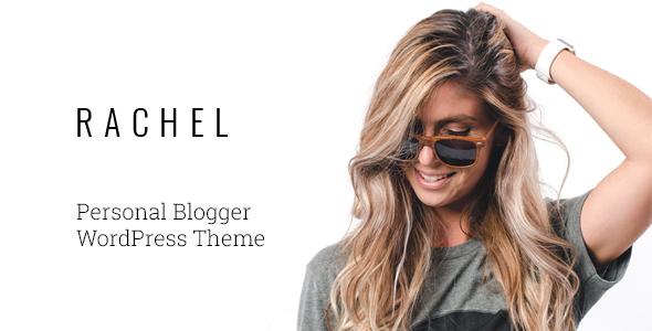 قالب Rachel - قالب وبلاگ شخصی وردپرس