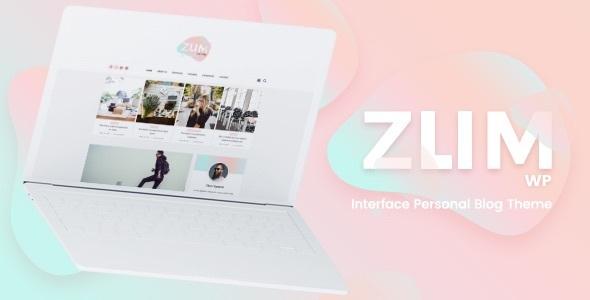 قالب ZUM - قالب وردپرس وبلاگ شخصی
