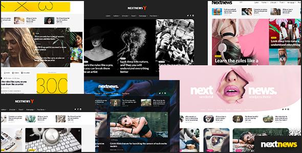 قالب NextNews - قالب وردپرس برای سایت مجله خبری