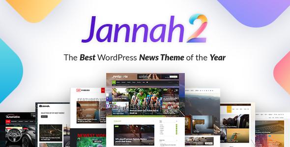 جنه | Jannah News -  قالب وردپرس خبری