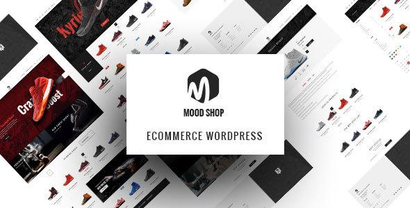 قالب Moodshop - قالب وردپرس شرکتی