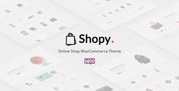 قالب Shopy - قالب فروشگاهی وردپرس