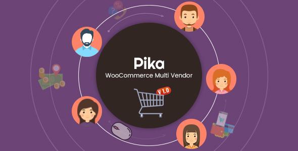 قالب Pika - قالب وردپرس سایت فروشگاهی چند منظوره