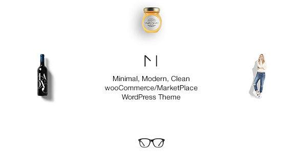 قالب Morella - قالب وردپرس سایت فروشگاهی