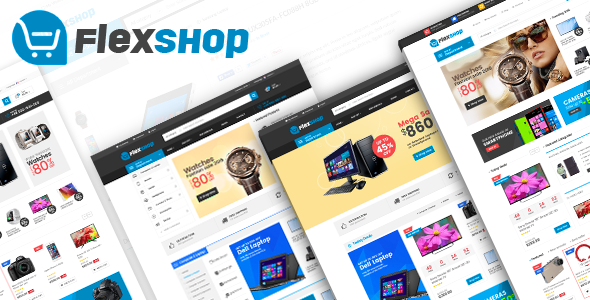 VG Flexshop - قالب فروشگاهی چند منظوره