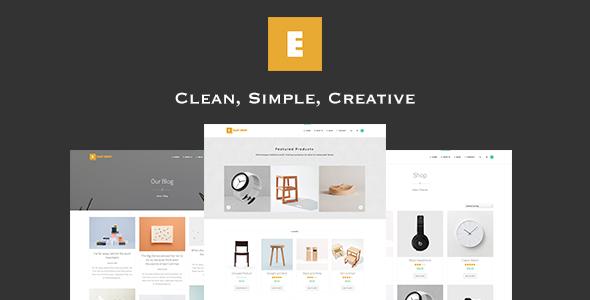 قالب Easy Shop - قالب وردپرس ووکامرس