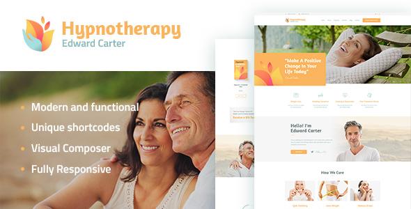 قالب وردپرس هیپنوتیزم درمانی و روانشناسی