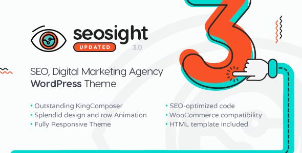 قالب سئو سایت | Seosight - قالب سئو، کسب و کار اینترنتی