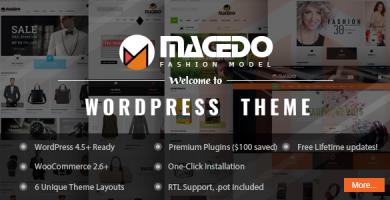 VG Macedo - قالب وردپرس ریسپانسیو مد