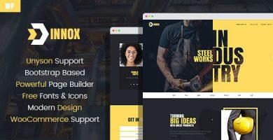 ایناکس | Innox - قالب ورپرس صنعتی