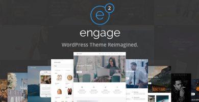 انگیج | Engage - قالب وردپرس چند منظوره ریسپانسیو