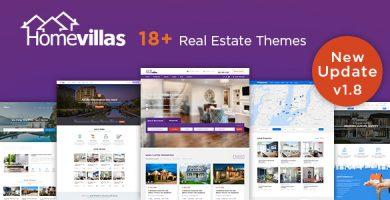 Home Villas - قالب وردپرس املاک