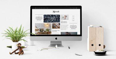 قالب Norwalk - قالب وردپرس مجله و بلاگ