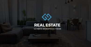 RealArea - قالب املاک وردپرس