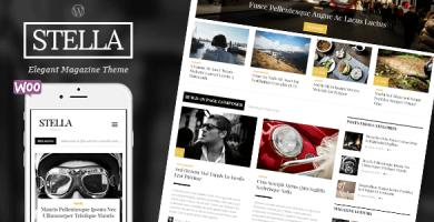 قالب STELLA - قالب وردپرس خبری و مجله ای
