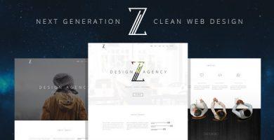 Zuut - قالب وردپرس آژانس