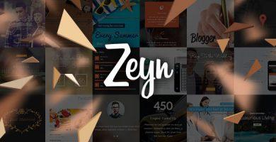 Zeyn - قالب وردپرس چند منظوره