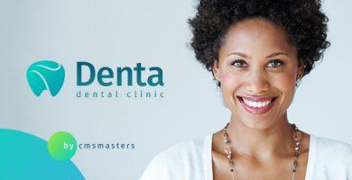 قالب Denta - قالب سایت کلینیک دندانپزشکی