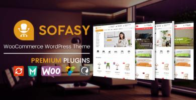 VG Sofasy - قالب وردپرس فروشگاهی