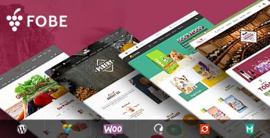 VG Fobe - قالب فروشگاهی چند منظوره