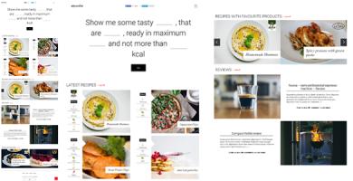 قالب Marmalade - قالب مجله غذا برای وردپرس
