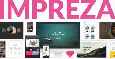 ایمپرزا | Impreza - قالب وردپرس چند منظوره
