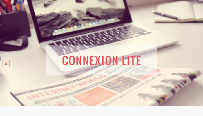 پیش نمایش دسکتاپ قالب وردپرس Connexions Lite