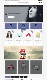پیش نمایش موبایل قالب وردپرس Popular eCommerce