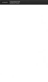 پیش نمایش موبایل قالب وردپرس fBiz