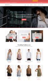 پیش نمایش موبایل قالب وردپرس Shopping Store Lite