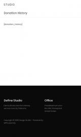 پیش نمایش موبایل قالب وردپرس Customify