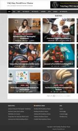 پیش نمایش موبایل قالب وردپرس TidyMag