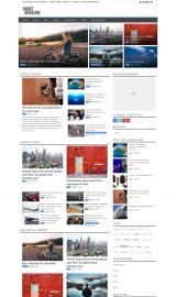 پیش نمایش موبایل قالب وردپرس Smart Magazine