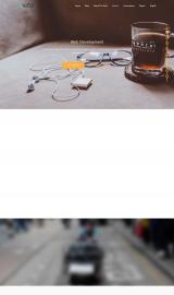 پیش نمایش موبایل قالب وردپرس Avata