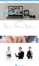 پیش نمایش موبایل قالب وردپرس Business Epic