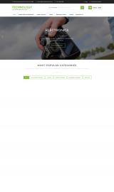 پیش نمایش موبایل قالب وردپرس BuzzStore