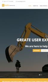 پیش نمایش موبایل قالب وردپرس Quality Construction